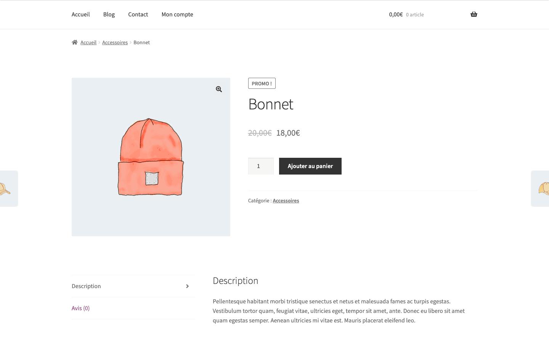 WooCommerce Storefront