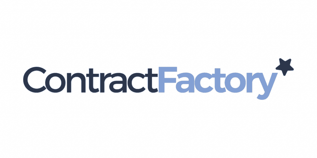 Logo de contract factory