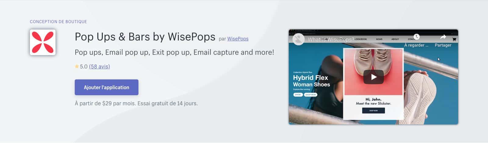 Wisepops