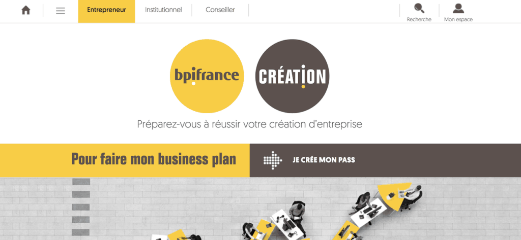 BPI France business plan gratuit en ligne