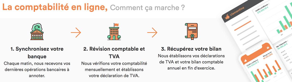 comptabilité Compta Clémentine