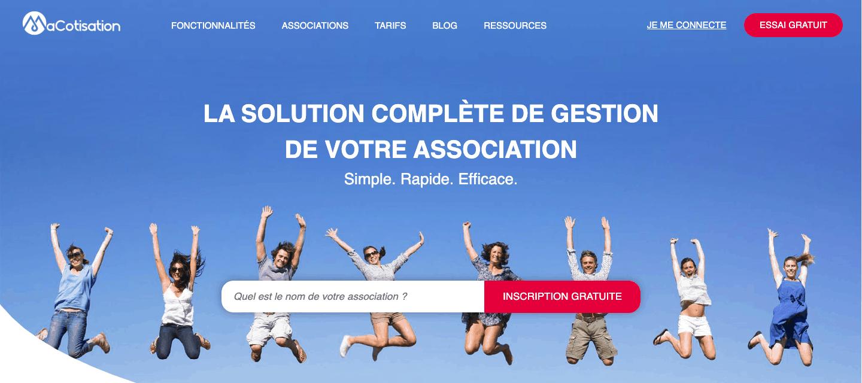 macotisation logiciel comptabilité association