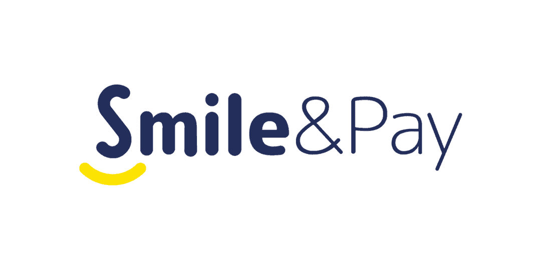 logo smile and pay
