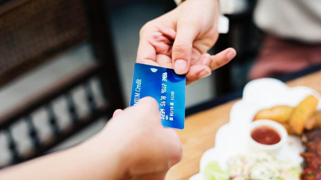 Carte de paiement sans contact
