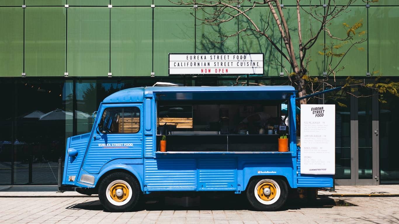 ouvrir un food truck