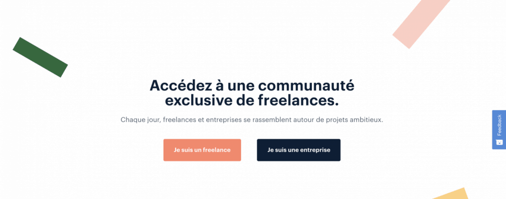 plateforme freelance cremedelacreme