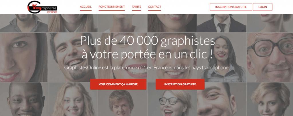 plateforme freelance graphistes online