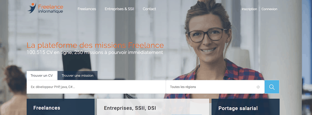 plateforme freelance informatique