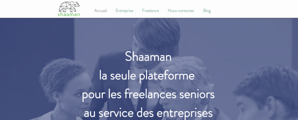 plateforme freelance shaaman