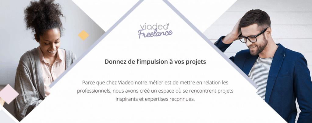 plateforme viadeo freelance